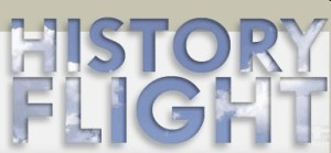 History Flight logo