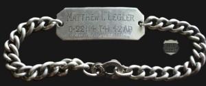 Legler's ID bracelet Black edited