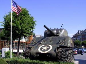 Bastogne Square