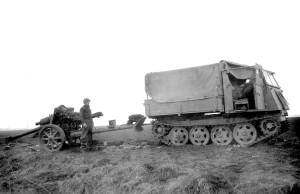 RSO tractor