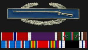 Rogers James L ribbons
