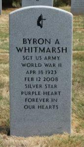 Whit grave