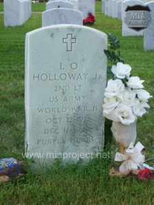 Holloway grave