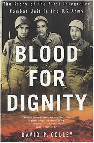 Book blood for dignity